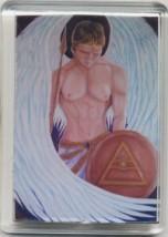 Art Fridge Magnet - Archangel Michael