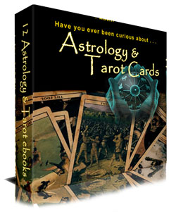 Astrology & Tarot Cards Ebook - with Resale rights