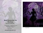 Fairy Moon Greeting Card (Blank)