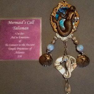 Mermaids Call Talisman