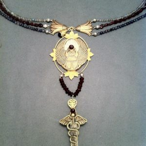 Isis Reborn Talisman Necklace