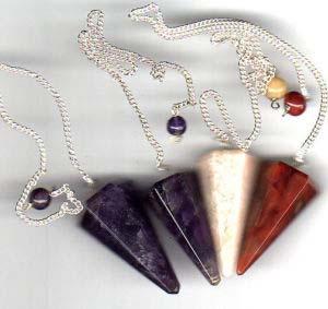 Crystal Pendulum