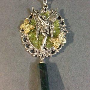 Absinthe The Green Faerie Talisman