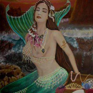 Art Print - The Siren's Call