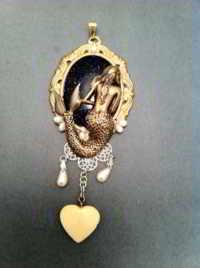 Mermaid Treasures Talisman